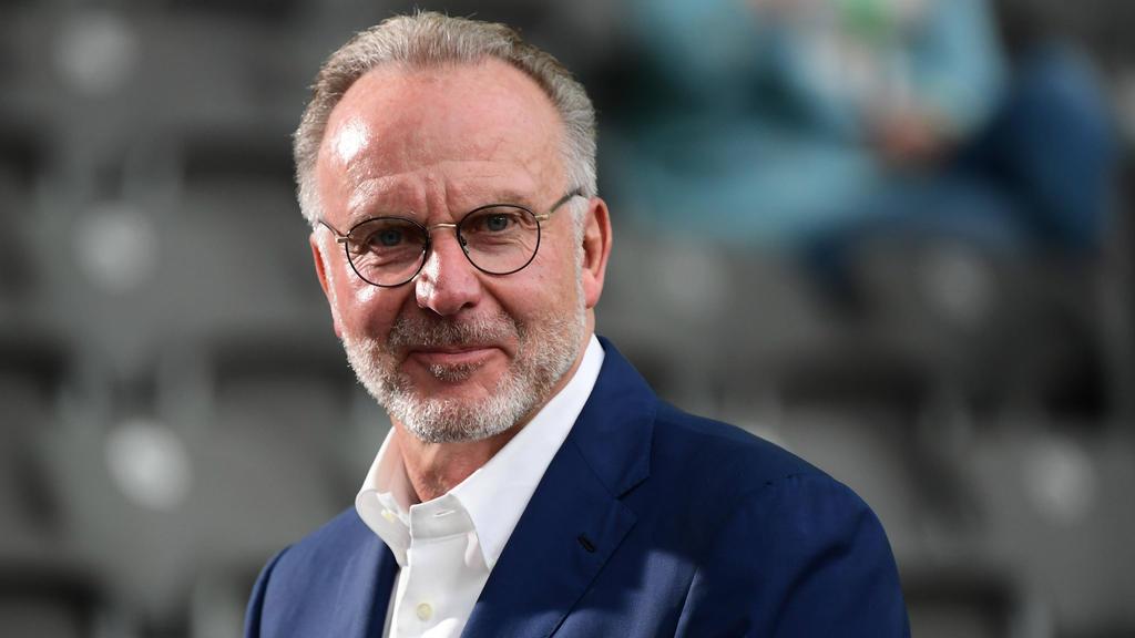 Karl-Heinz Rummenigge vom FC Bayern kritisiert Uli Hoeneß