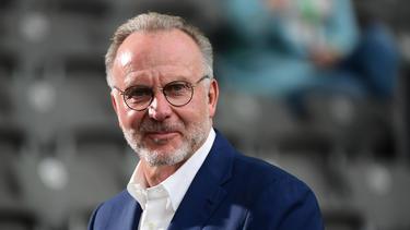 Karl-Heinz Rummenigge und der FC Bayern reisen selbstbewusst nach Lissabon