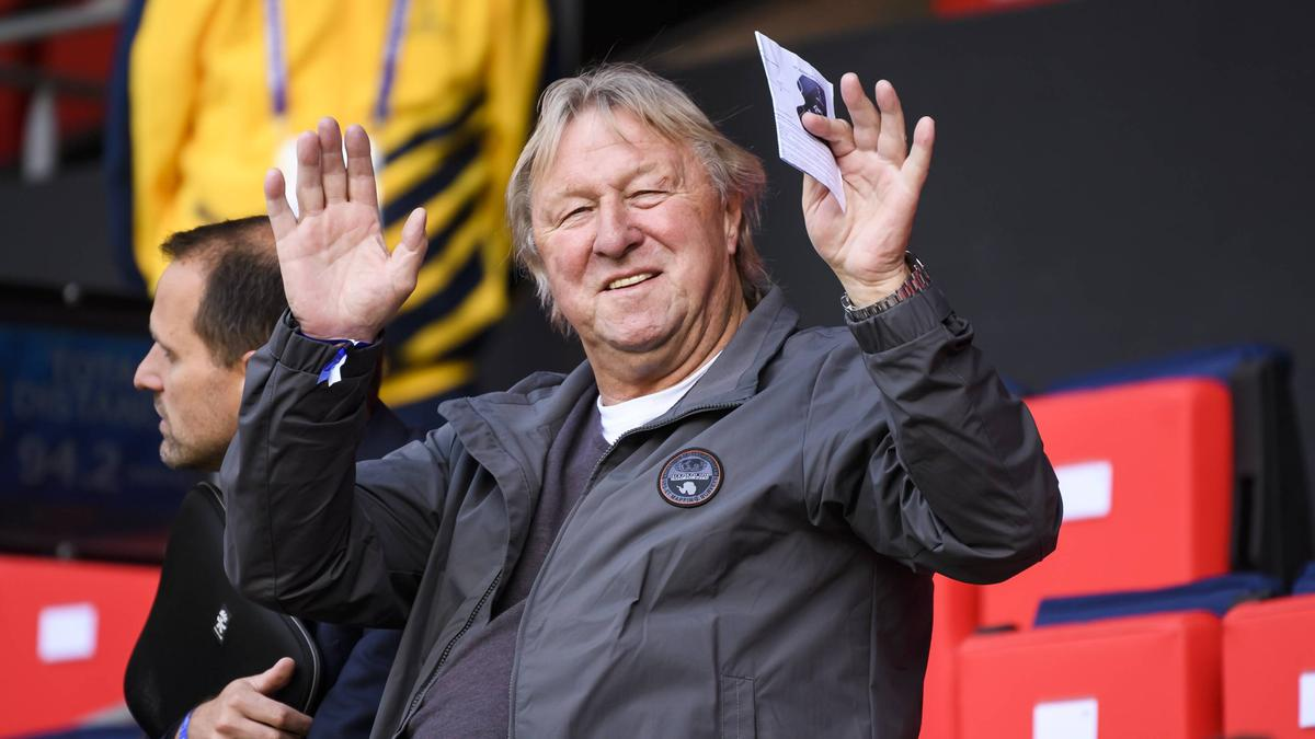 Horst Hrubesch heuert als Verantwortlicher beim HSV an