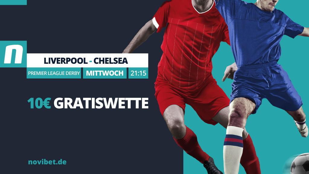Der FC Liverpool empfängt am 37. Spieltag in England den FC Chelsea