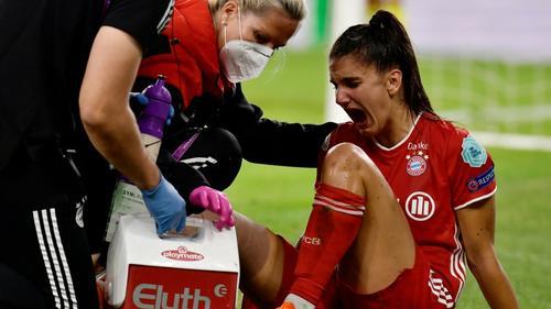 Damnjanovic (r.) fehlt dem FC Bayern lange