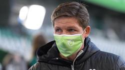 Oliver Glasner kann beim VfL Wolfsburg wohl vorerst aufatmen