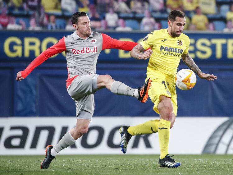 Für Red Bull Salzburg war heuer gegen Villarreal Endstation in der Europa League