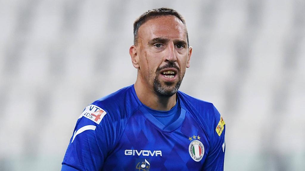 Franck Ribéry hat zwölf Jahre lang für den FC Bayern gespielt