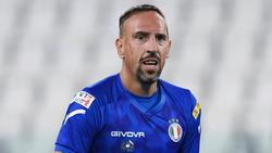 Franck Ribéry spielte zwölf Jahre lang für den FC Bayern