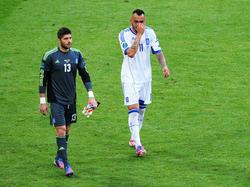 JetztmussGriechenlandgegenRusslandim letzten Gruppenspiel gewinnen