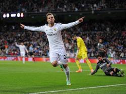 Jesé Rodríguez schießt Real ins Pokalhalbfinale