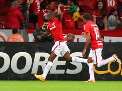 Der Ex-Leverkusener Juan bringt Internacional in Front