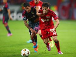Maxi Pereira (l.) wechsel von Benfica zu Porto