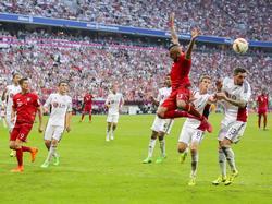 Elfer für die Bayern