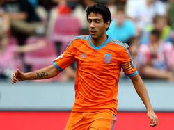 Dani Parejo puede tener las horas contadas en el Valencia CF. (Foto: Getty)