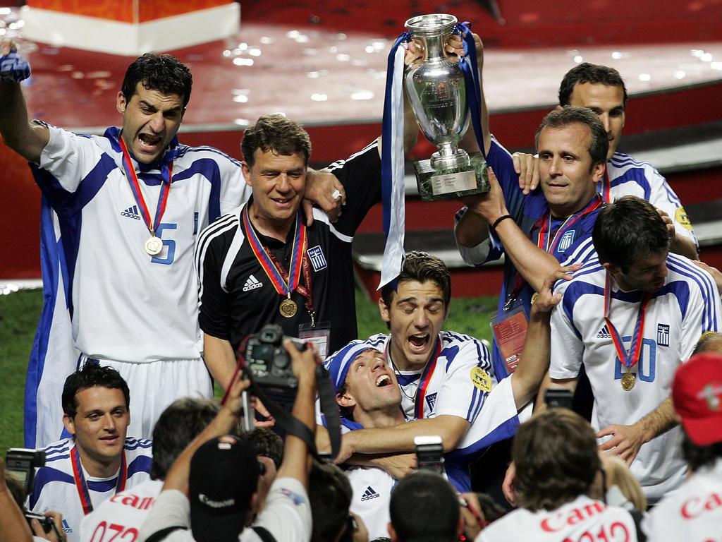 FuГџball Europameister 2004