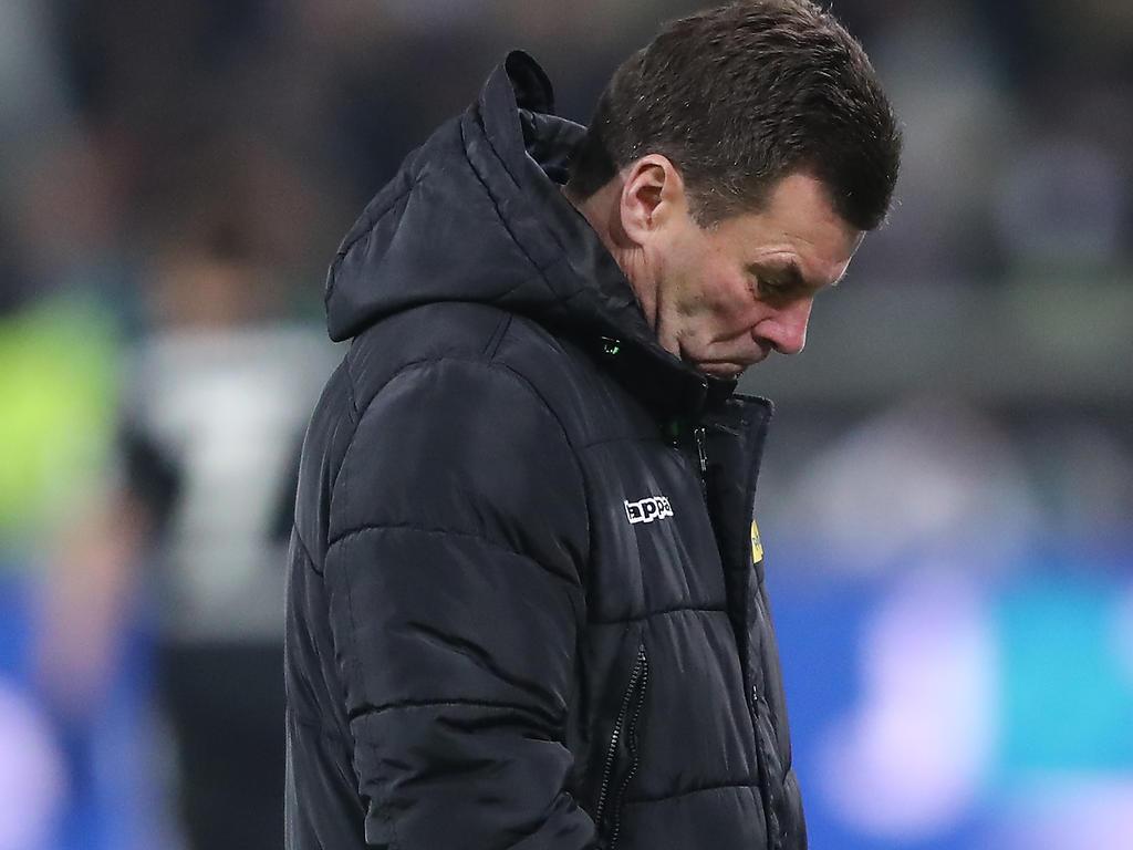 Borussia Mönchengladbach ist das drittschlechteste Team der Rückrunde