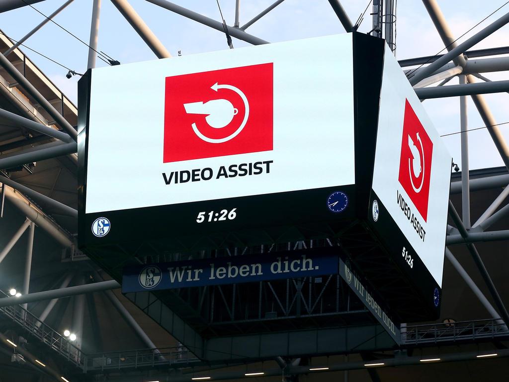 Fußball Videobeweis