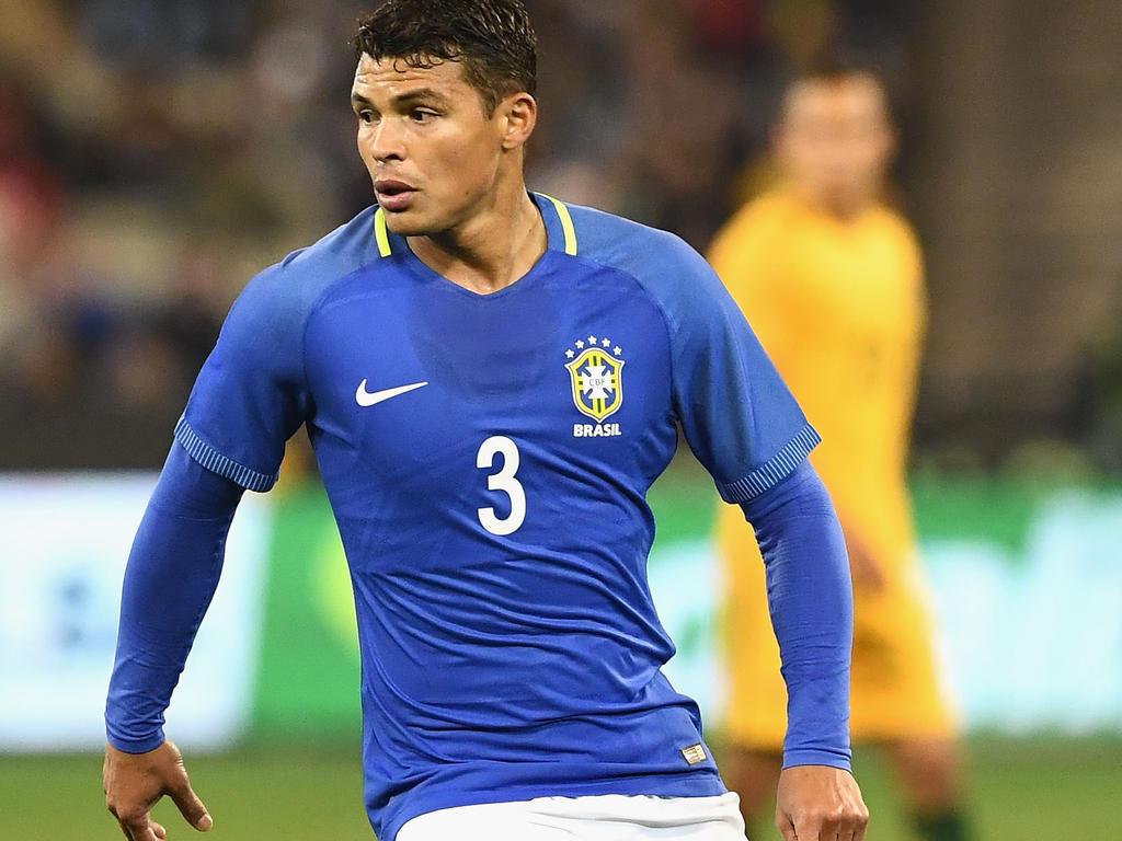 Für Thiago Silva ist die 1:7-Demütigung der WM 2014 für die Brasilianer abgehakt