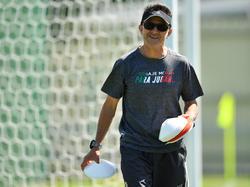 Juan Carlos Osorio will mit Mexiko Großes erreichen