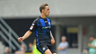 Der SC Paderborn verleiht Phillip Tietz nach Jena