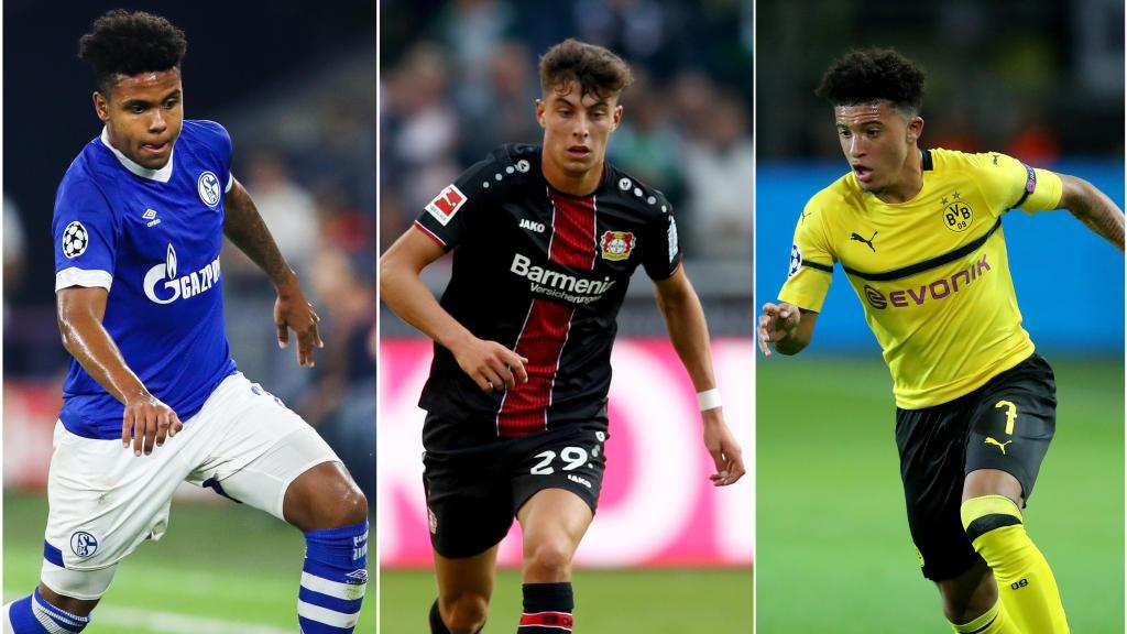 Schalke Talente