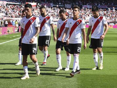 River Plate es claro candidato al título un año más. (Foto: Getty)