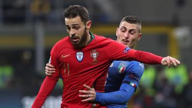 Kein Sieger, doch viele Gewinner nach dem Duell zwischen Portugal und Italien