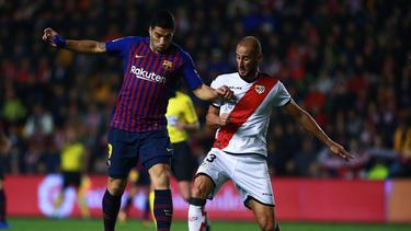 Luis Suárez hat bereits neun Saisontore erzielt