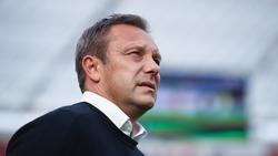 AndréBreitenreiter hofft mit Hannover 96 auf den Befreiungsschlag
