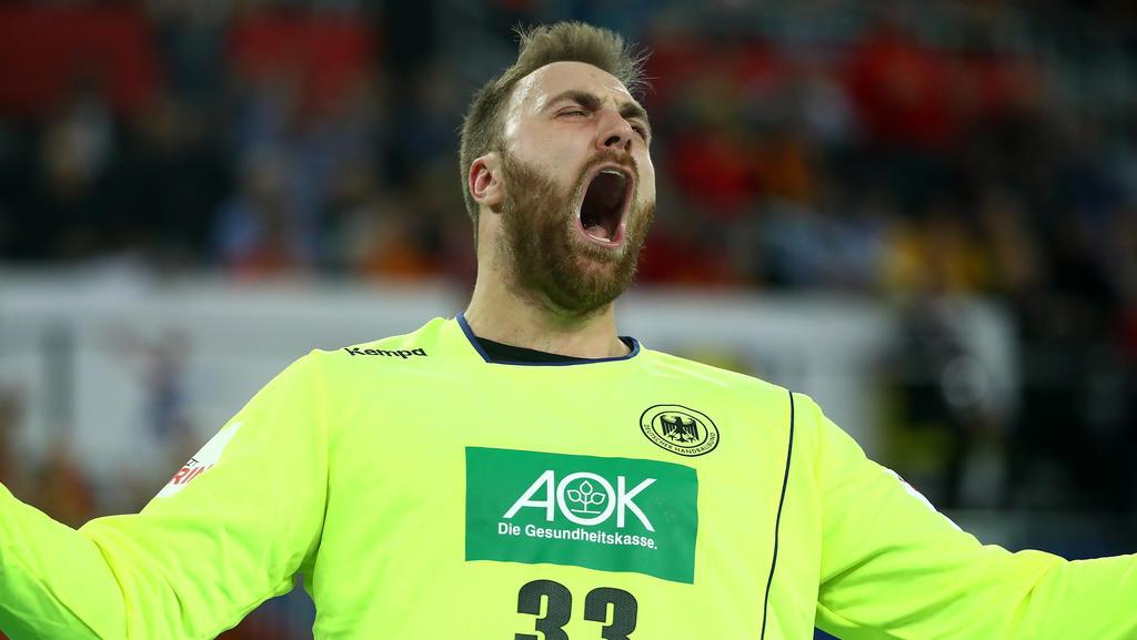 Andreas Wolff brennt auf die Handball-WM