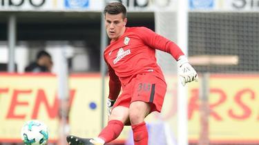Michael Zetterer verlässt Werder Bremen