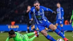 Karim Rekik könnte Hertha BSC noch verlassen