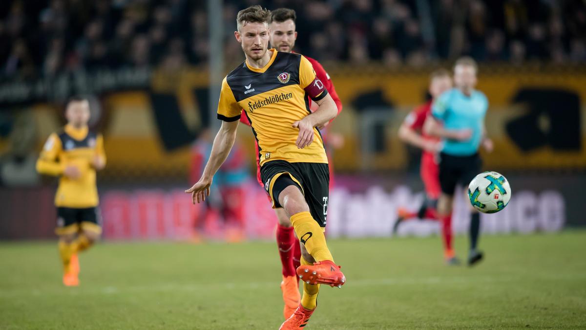 Florian Ballas fehlt Dresden vorerst
