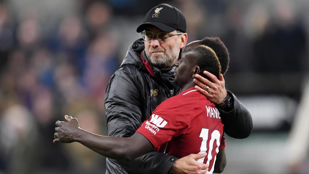 Sadio Mané spielt seit 2016 für Jürgen Klopp und den FC Liverpool