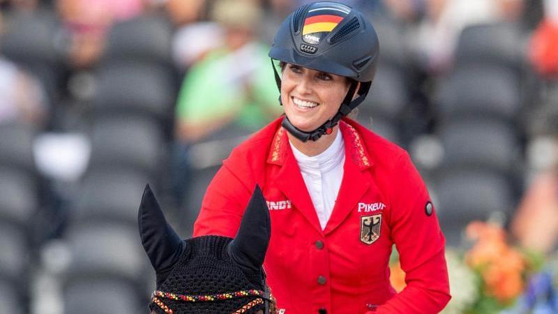 Weltmeisterin Simone Blum ritt nur auf Platz zehn