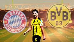 Mats Hummels steht angeblich vor einem Wechsel vom FC Bayern zum BVB
