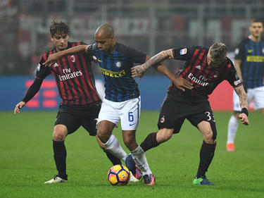 El Inter sacó un empate en el derbi y llega refortalecido a Europa. (Foto: Getty)