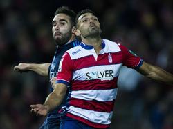 Barral ya podría jugar con el Granada el fin de semana que viene. (Foto: Getty)