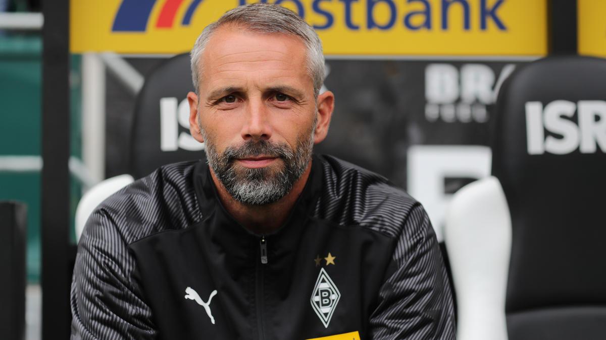 Trainer Von Gladbach
