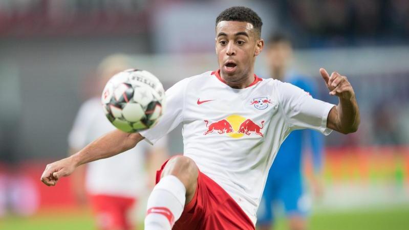 Tyler Adams von RB Leipzig hat sich verletzt