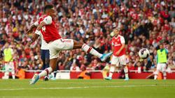 Arsenal und Tottenham Hotspur teilen die Punke