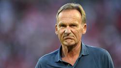 Hans-Joachim Watzke nahm die BVB-Spieler in die Pflicht