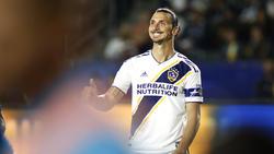 Kann sich eine Rückkehr in die Premier League vorstellen: Zlatan Ibrahimovic