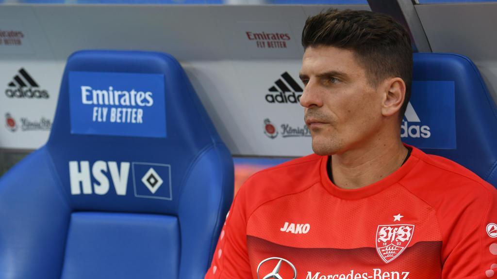 Mario Gomez bleibt wohl beim VfB Stuttgart
