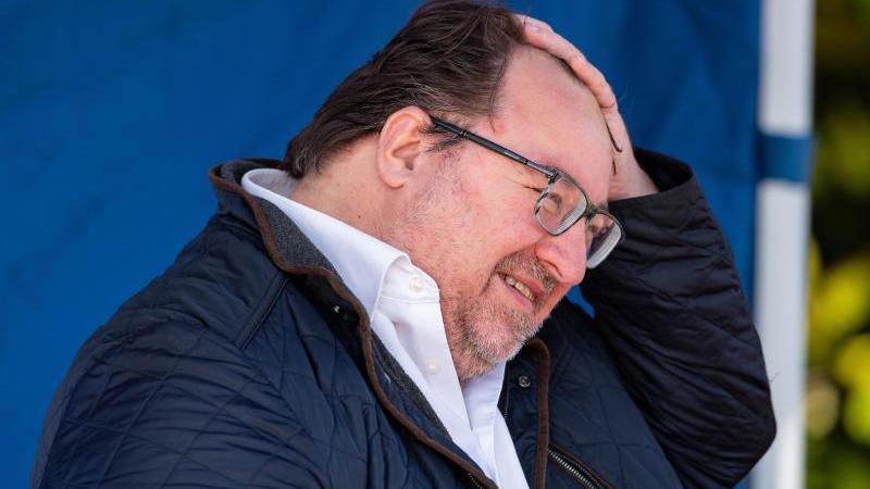 Michail Ponomarev ist Gesellschafter bei dem Eishockey-Klub aus Krefeld