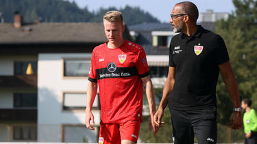 Chris Führich fehlt dem VfB Stuttgart länger