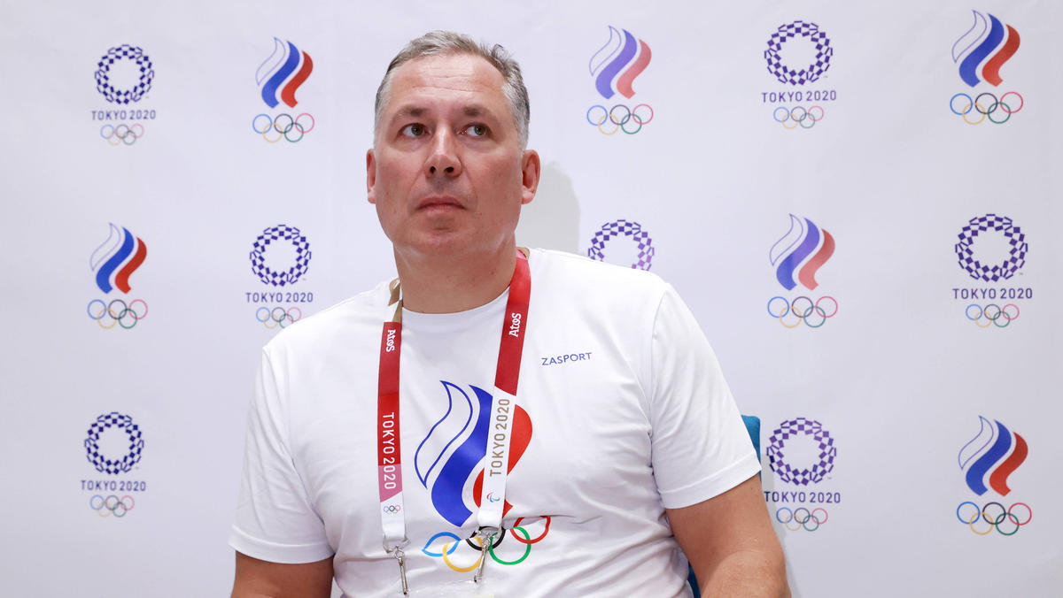 Stanislav Pozdnyakov erwartet viele Olympia-Medaillen