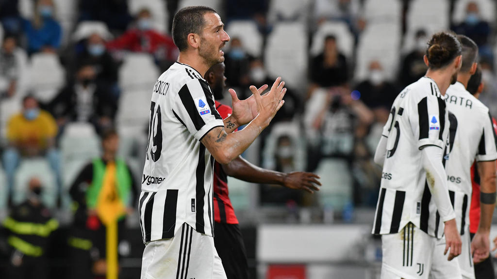 Für Juventus läuft es einfach nicht rund
