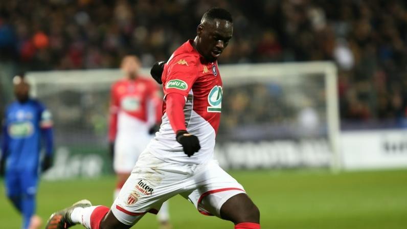 Jean-Kevin Augustin lief zuletzt für die AS Monaco auf