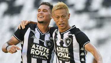 Brasil - Botafogo FR - Results, fixtures, squad, statistics, photos, videos and news - Soccerway