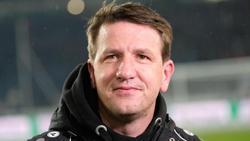 Beklagt die mangelnde Solidarität der Klubs der schottischen Liga: Daniel Stendel, Trainer vom Erstligisten Heart Of Midlothian
