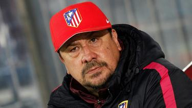 Co-Trainer Germán Burgos will Atlético Madrid verlassen