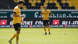 Dynamo Dresden droht den Anschluss zu verlieren